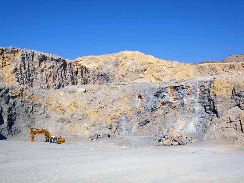 Grupo mineral gico de alicante cantera xasablanca aridos - San vicente de raspeig alicante ...